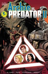 Archie Comics Group's Archie vs Predator 2 Issue # 5f