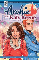 Archie Comics Group's Archie and Katy Keene TPB # 1