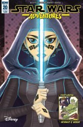 IDW Publishing's Star Wars Adventures Issue # 20b