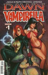 Dynamite Entertainment's Dawn/Vampirella Issue # 1