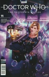 Titan Comics's Doctor Who: 13th Doctor Issue # 11b