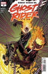 Marvel Comics's Ghost Rider Issue # 2