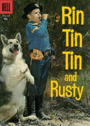 Dell Publishing Co.'s Rin Tin Tin Issue # 18b