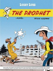 Cinebook's Lucky Luke TPB # 73
