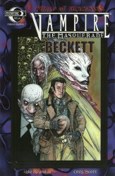 Moonstone's Vampire: The Masquerade - Beckett Issue # 1