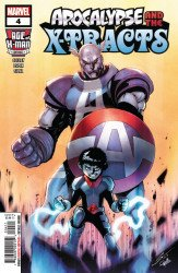 Marvel Comics's Age of X-Man: Apocalypse and the X-Tracts Issue # 4