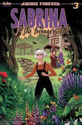 Archie Comics Group's Sabrina The Teenage Witch Issue # 3