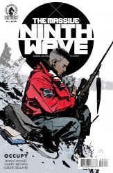 Dark Horse's The Massive: Ninth Wave Issue # 3