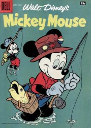 Dell Publishing Co.'s Mickey Mouse Issue # 59b