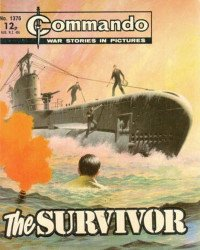 D.C. Thomson & Co.'s Commando: War Stories in Pictures Issue # 1376