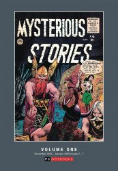 PS Artbooks's Mysterious Stories Hard Cover # 1