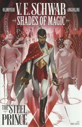 Titan Comics's Shades of Magic: The Steel Prince Issue # 1