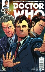 Titan Comics's Doctor Who: 10th Doctor - Year Three Issue # 5c