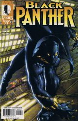 Marvel Knights's Black Panther Issue # 1