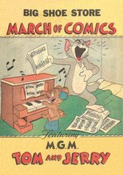 Western Printing Co.'s March of Comics Issue # 21d