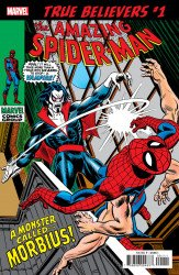 Marvel Comics's True Believers: Spider-Man / Morbius  Issue # 1