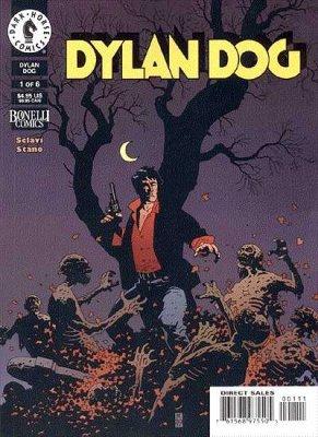 Dylan Dog Issue # 1 (Dark Horse Comics)