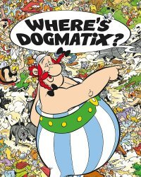 Sterling Publishing's Asterix: Where's Dogmatix? Hard Cover # 1