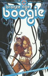 Ahoy Comics's Bronze Age Boogie Issue # 3