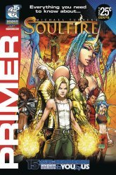 Aspen Entertainment's Soulfire: Prmer Issue # 1