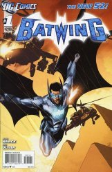 DC Comics's Batwing Issue # 1