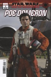 Marvel Comics's Star Wars: Age of Resistance - Poe Dameron Issue # 1d