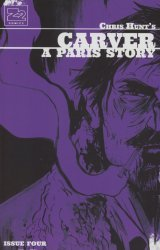 Z2 Comics's Carver: A Paris Story Issue # 4