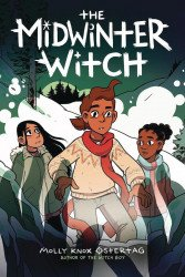 Graphix's The Midwinter Witch Soft Cover # 1