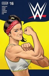 BOOM! Studios's WWE Issue # 16