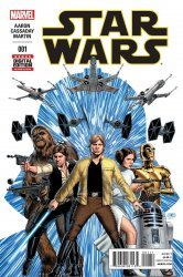 Marvel Comics's Star Wars Issue # 1