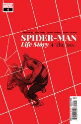 Marvel Comics's Spider-Man: Life Story Issue # 4