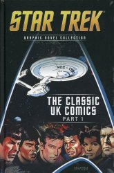 Eaglemoss Publications Ltd.'s Star Trek Graphic Novel Collection Hard Cover # 10