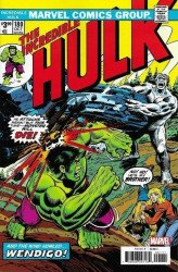 Marvel Comics's The Incredible Hulk Issue # 180facsimile