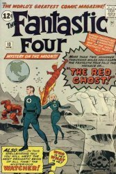 Marvel Comics's Fantastic Four Issue # 13