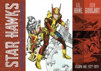 IDW Publishing's Star Hawks Hard Cover # 1