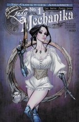 Benitez Productions's Lady Mechanika: Clockwork Assassin Issue # 1dcc
