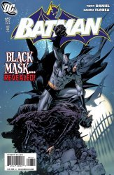 DC Comics's Batman Issue # 697