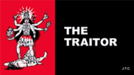 Chick Publications's The Traitor Issue nn