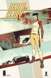 Image Comics's Death or Glory Issue # 5