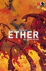 Dark Horse Comics's Ether Copper Golems Issue # 3