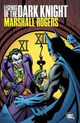 DC Comics's Legends of the Dark Knight: Marshall Rogers Hard Cover # 1