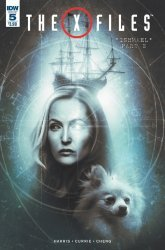 IDW Publishing's X-Files Issue # 5