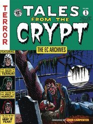 Dark Horse Comics's The EC Archives: Tales from the Crypt TPB # 1