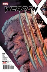 Marvel Comics's Weapon X Issue # 2