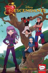 IDW Publishing's Descendants 2: Twisted Field Trip Soft Cover # 1