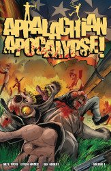Cave Pictures Publishing's Appalachian Apocalypse TPB # 1