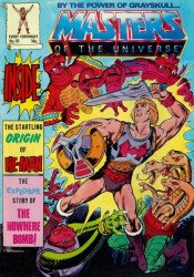 London Editions Magazines's Masters of the Universe Issue # 35