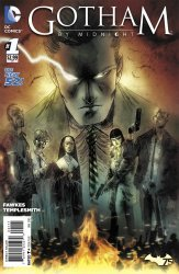 DC Comics's Gotham By Midnight Issue # 1