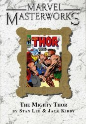 Marvel Comics's Marvel Masterworks: The Mighty Thor TPB # 4b