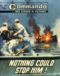 D.C. Thomson & Co.'s Commando: War Stories in Pictures Issue # 1423